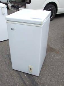 ハイアール 冷凍庫 ストッカー 66L 2018年製/札幌