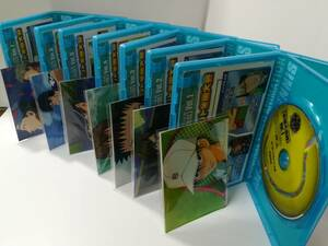◆DVD「テニスの王子様 Original Video Animation 全国大会篇 1~7 全巻」+「全国大会篇 Final 0~3巻BOXセット」+BEST GAMES手塚vs跡部