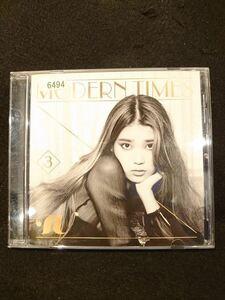 595 レンタル版CD IU 3集 - Modern Times (通常版)/IU 6494