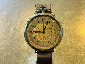 懐中時計 クロノグラフ