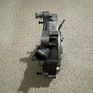 スズキ レッツ4 CA41A エンジン クランクケース P736