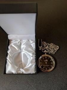 JR東日本発足20周年謝恩 新幹線スタンプラリー オリジナル懐中時計