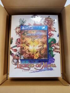 ■ PlayStation 4 ■ 聖剣伝説 レジェンド オブ マナ ■ コレクターズ エディション ■ e-STORE専売 ■
