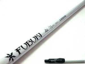 FUBUKI フブキ AX f75(S) ピン G425 G410 3W用 スリーブ付シャフトのみ 新品グリップ TV360!!
