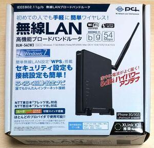 希少 無線LAN 高機能ブロードバンドルータ PCI