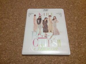 KARA【BEST CLIPS II & Shows】★BD・Blu-ray・ブルーレイ★初回限定盤・2枚組★(知英・ハラ)★
