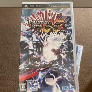 PSPソフト PSP ファンタシースターポータブル2インフィニティ