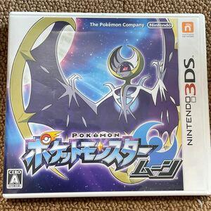 ポケットモンスタームーン 3DS 3DSソフト