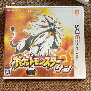 ポケットモンスターサン 3DS ポケモン 3DSソフト任天堂3DS