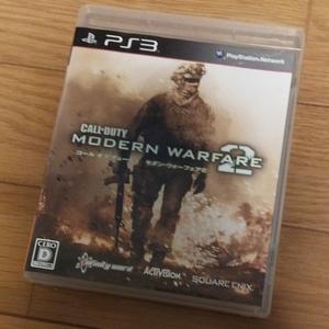 PS3 コールオブデューティ モダン・ウォーフェア2 CALL OF DUTY PS3ソフト