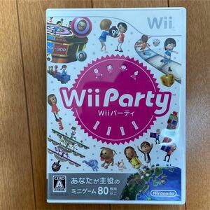Wii Party Wiiパーティ Wii