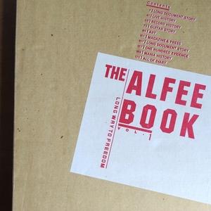 vol.1 THE ALFEE BOOK 写真集 ヒストリー LONGWAYTOFREEDAM