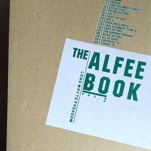 vol.2 THE ALFEE BOOK 写真集 ヒストリー LONGWAYTOFREEDAM