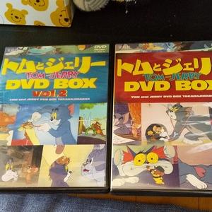 DVD トムとジェリーDVD DVDセット vol.1 ELLEGARDEN 日本語字幕 Jerry