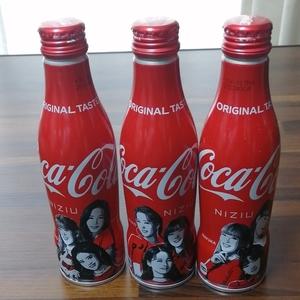 コカコーラ NIZIU スリムボトル  コカコーラスリムボトル 3本セット