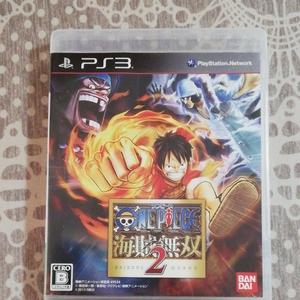 PS3 ワンピース海賊無双2