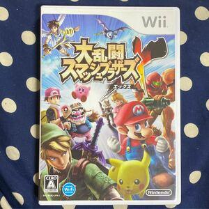 大乱闘スマッシュブラザーズX Wii Wiiソフト 大乱闘スマッシュブラザーズ