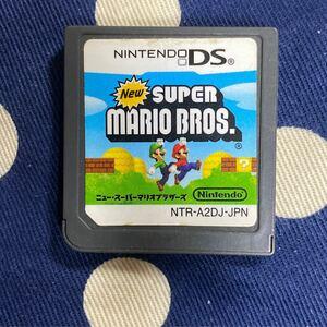 Newスーパーマリオブラザーズ ソフト ニュースーパーマリオブラザーズ DSソフト 任天堂DS 任天堂