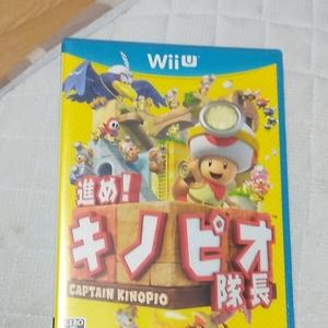 WiiU 進め!キノピオ隊長