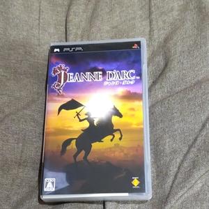 PSP PSPソフト PS3ソフト ジャンヌ・ダルク