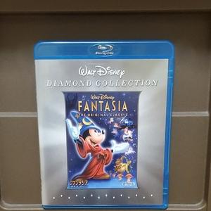 Blu-ray Disney FANTASIA ダイヤモンド・コレクション