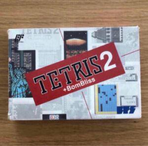 ファミコンソフト TETRIS2 +BomBliss