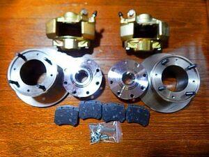 new goods Rover Mini for 10 -inch brake conversion kit caliper ( original same Manufacturers. OEM)