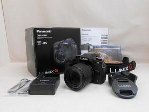 【大黒屋】中古美品 Panasonic パナソニック LUMIX ルミックス G DMC-G8M 4K ミラーレス一眼カメラ 箱入り
