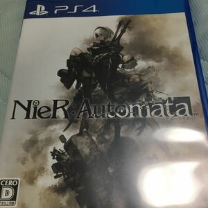 ニーアオートマタ NieR:Automata PS4ソフト