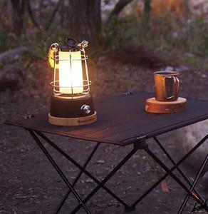 【USB入出力機能】 LED ランタン 2つの点灯モード 調光機能 USB充電 モバイルバッテリー機能 キャンプ アウトドア 緊急用ライト