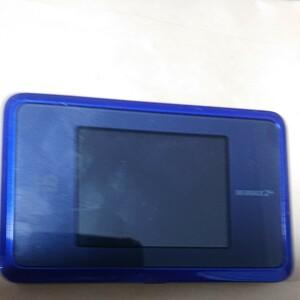 WiMAX2 Speed Wi-Fi NEXT WX03 ディープブルー