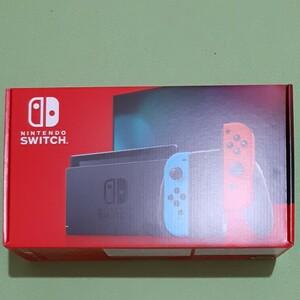 任天堂 (新モデル)Nintendo Switch 本体(Joy-Con(L) ネオンブルー/ (R) ネオンレッド)