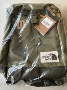 The North Face トップローダー バックパック 16L New Taupe Green 新品 平行輸入品
