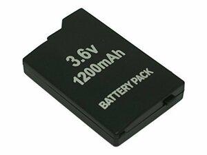 新品【国内市場向け】【実容量高】 PSP2000/3000 互換 PSP-S110 バッテリーパック 【ロワジャパンHTQF