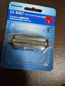 パナソニック ラムダッシュ 外刃 替刃ES9087送料込み
