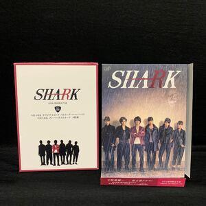 SHARK DVD-BOX 豪華版〈初回限定生産5枚組〉 初回限定盤 特典完備 平野紫耀 連続ドラマ 連ドラ season1