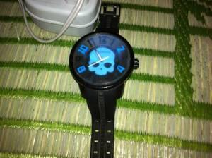 テンデンス ハイドロゲン HYDROGEN スカル 腕時計