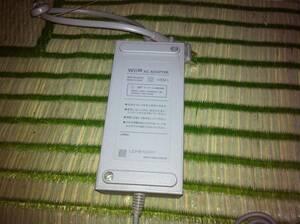 任天堂 WiiU 専用 ACアダプター