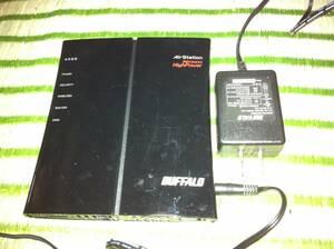 バッファロー AirStation Wi-Fiルーター WHR-HP-G300N