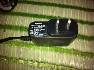 パナソニック シェーバー用 充電ACアダプター RC1-68