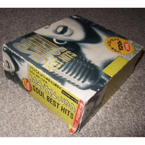 ◆即落有 送無 CD-BOX 120曲 5枚組セット ソウル・ベスト・ヒッツ SOUL BEST HITS マイ・ガール/オンリ・ユー/スタンド・バイ・ミー