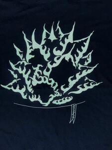 ネイビー蓄光チタノタ 半袖Tシャツ XLサイズ アガベ agave シエラミクスティカ 白鯨 オテロイ aroundaglobe 多肉植物 オススメ