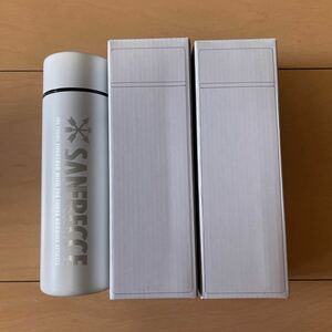 ポケットサーモスボトル130ml(サンフレッチェ)2つ