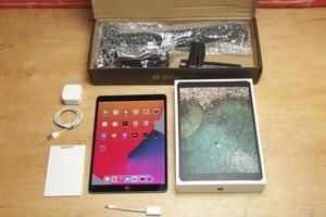iPad Pro 10.5インチ Wi-Fi+Cellular 512GB MPME2J/A SIMフリー 純正カメラコネクター クランプタブレットホルダー新品付き 送料無料