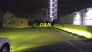 【Y】O&N 爆光 SuperFineLemonYellow レモンイエロー 4,000K 20,000Lm 完璧なカットライン 拡散光無 H8 H9 H11 H16 HB4 MBエラー無し