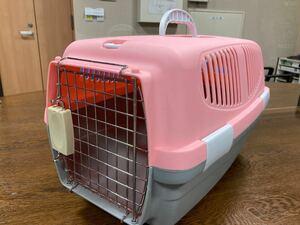 ペットキャリーケース 猫 小型犬