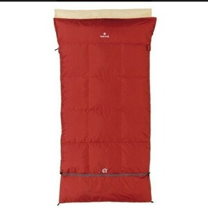 A スノーピーク シュラフ 寝袋 セパレートシュラフ オフトン ワイド LX BD 104 snow peak