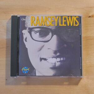The Greatest Hits CD, インポート ラムゼイ・ルイス