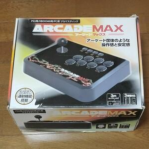 ジョイスティック★PS3 XBOX360 PC用★アーケードマックス