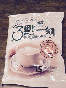 台湾ミルクティー (3点1刻)